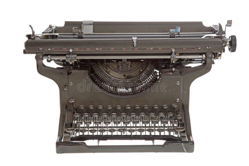 Une machine à écrire antique photographie stock libre de droits