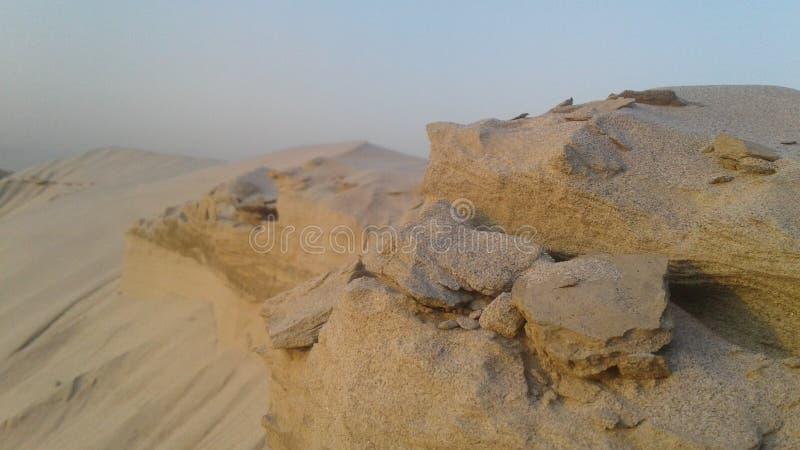 Une montagne photo libre de droits
