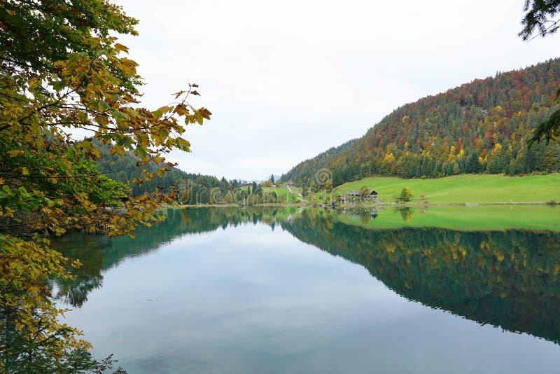 Une montagne plus sauvage de kaiser en Autriche photo libre de droits