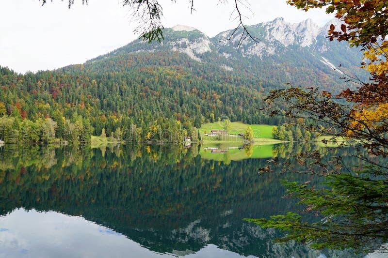 Une montagne plus sauvage de kaiser en Autriche photo stock