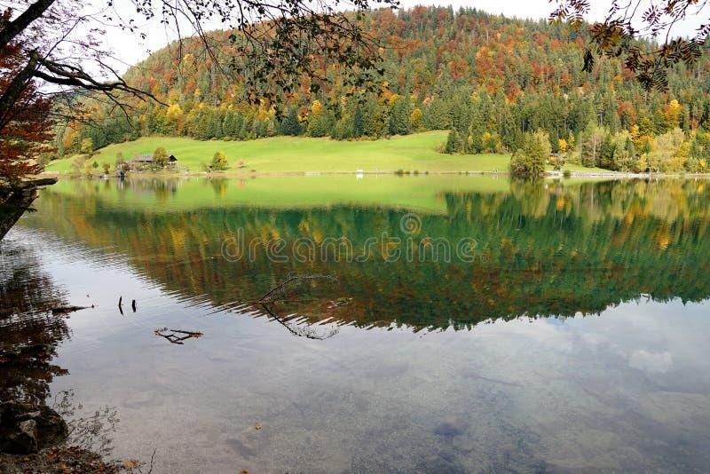 Une montagne plus sauvage de kaiser en Autriche image stock