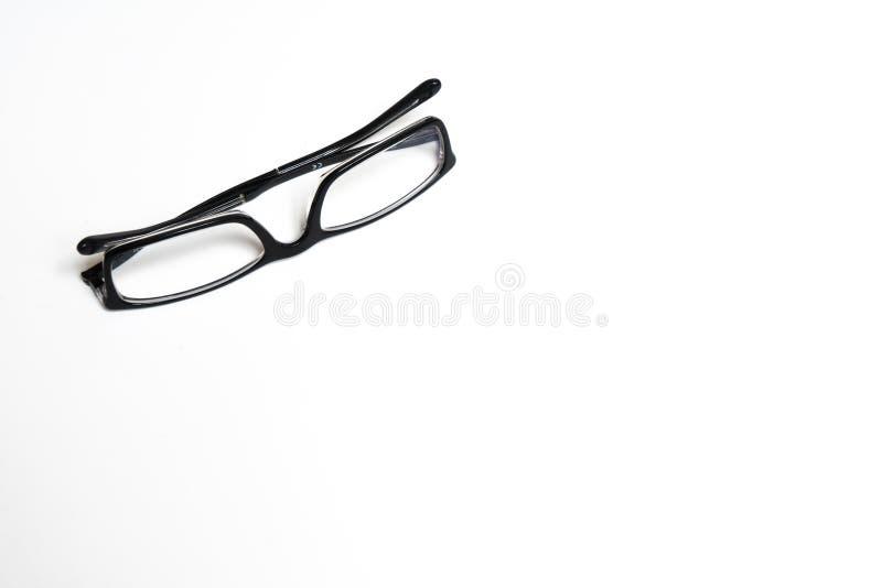 Une paire de verres image stock