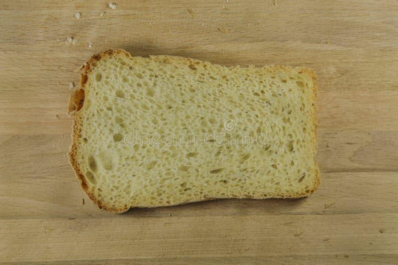 Une partie de pain photographie stock libre de droits