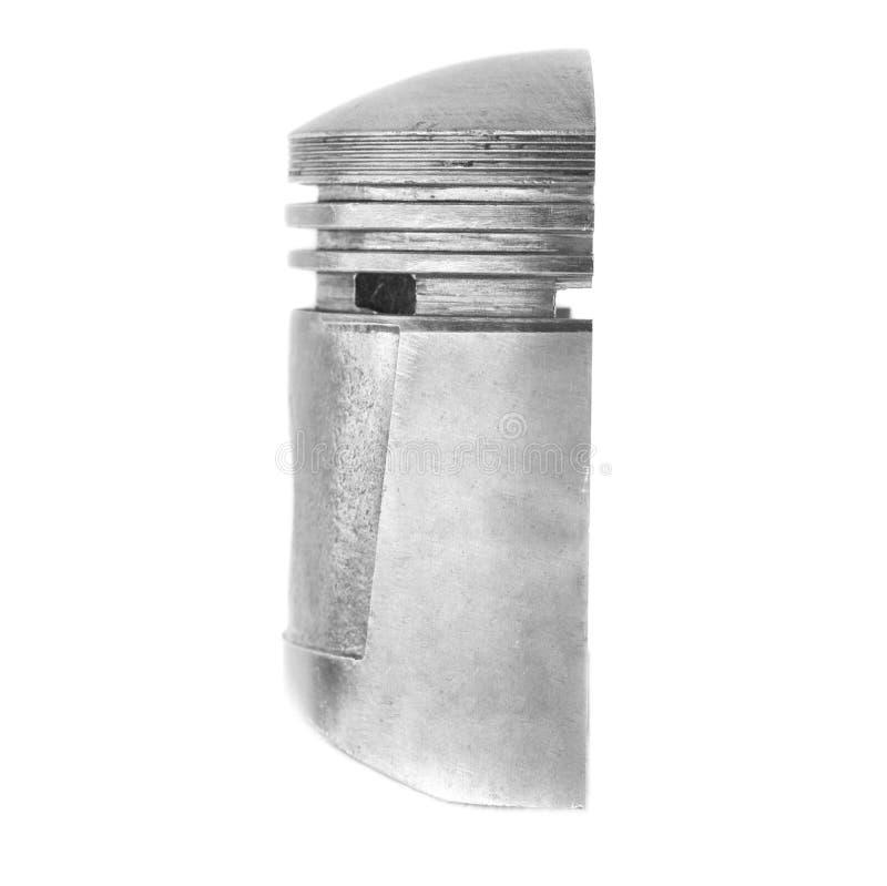Une partie du moteur à piston de coupure images libres de droits