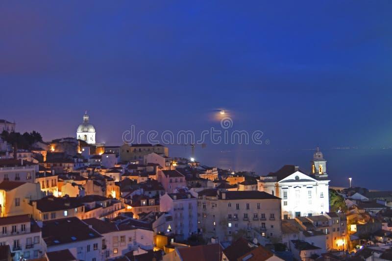 Une promenade à Lisbonne photos stock