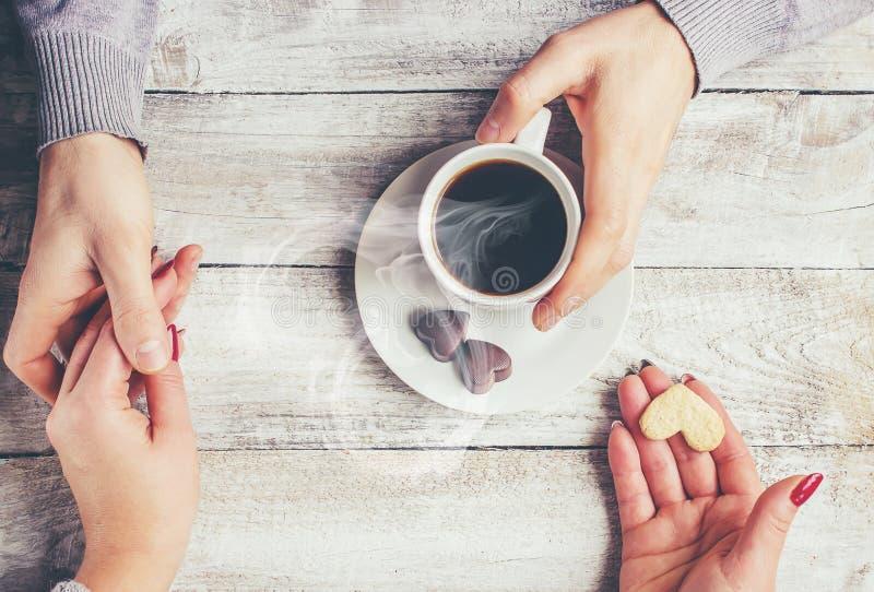 Une tasse de café boisson photo libre de droits