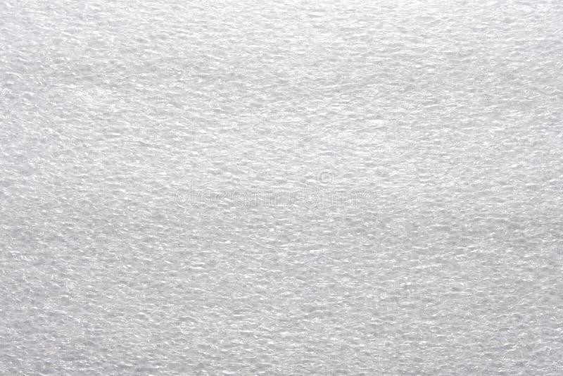 Plastique amortissant la texture de fond images libres de droits