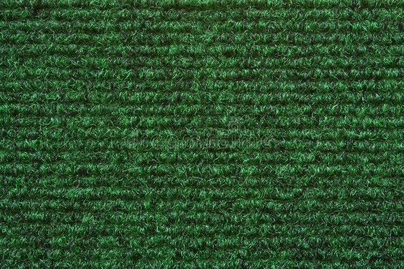 Une texture verte de tapis photo libre de droits