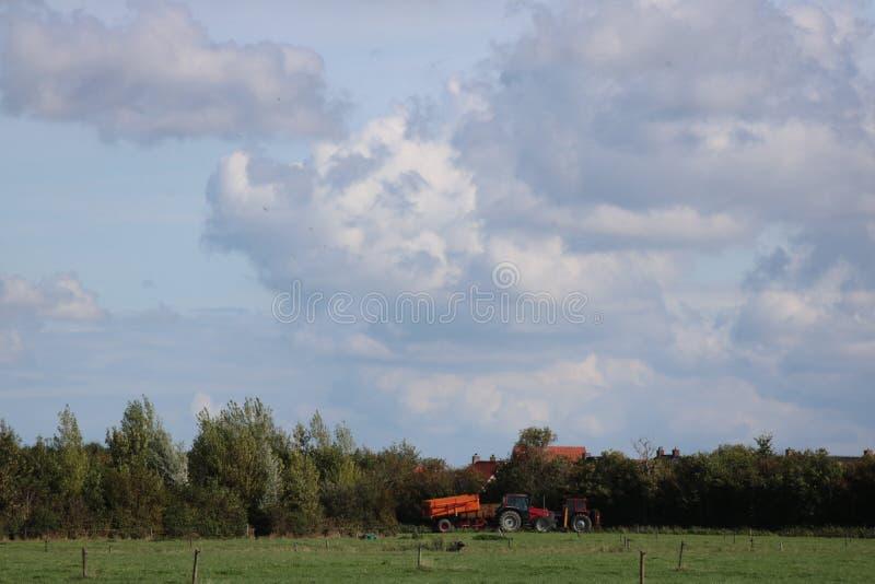 Une vraie photo de Néerlandais photographie stock