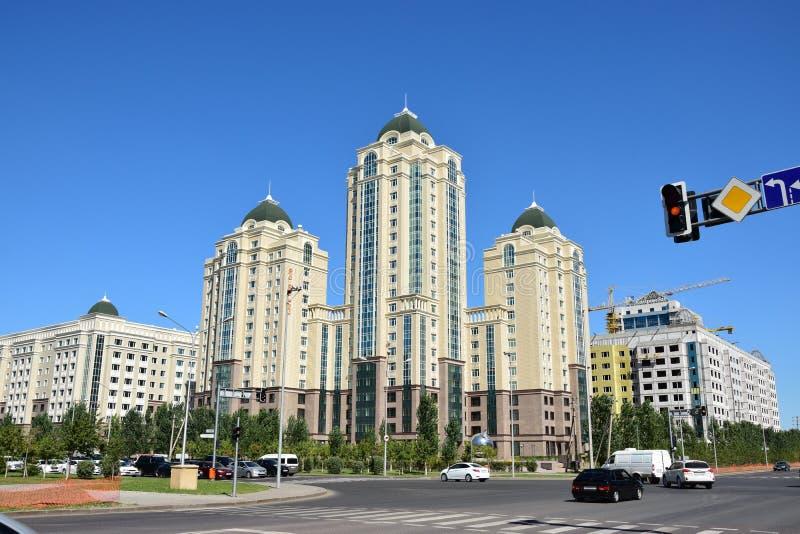 Download Une vue à Astana photo stock éditorial. Image du kazakhstan - 76075088