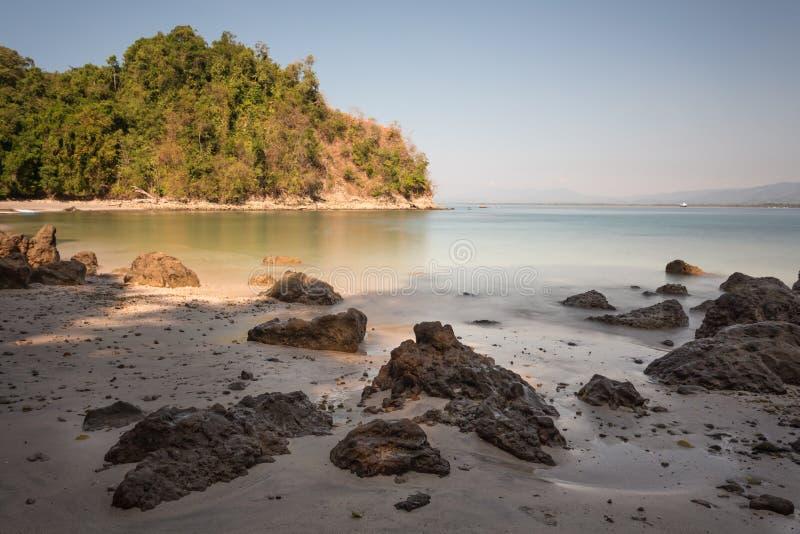 Souvent Une Vue De La Plage Des Caraïbes Au Costa Rica - Paysage Photo  HU64