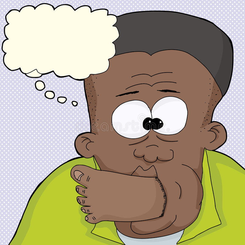 Embarrassed Man Stock Illustrations – 616 Embarrassed Man