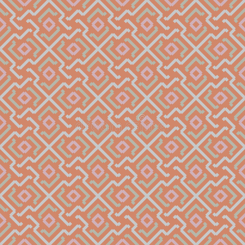 Download Unending raster pink stock vector. Image of card, fabric - 35120532