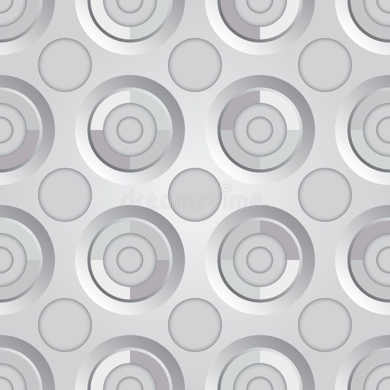 Download Unending raster silver stock vector. Illustration of pattern - 35092333