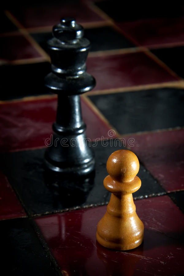 Download Unequal Fight Royalty Free Stock Image - Image: 24735546