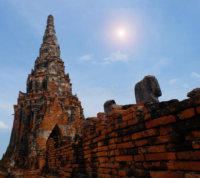 World heritage sites in thailand. The UNESCO has designated five World Heritage Sites in Thailand. The last designation was in 2005, approximately fourteen years royalty free stock photography