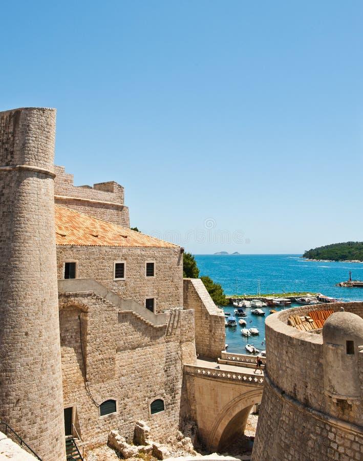 Unesco Heritage Dubrovnik Stock Image
