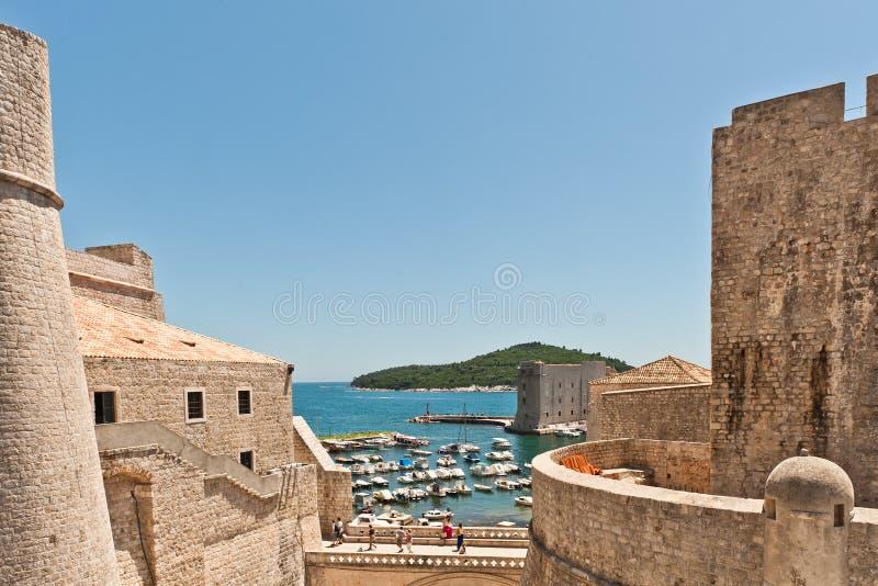 Download Unesco Heritage Dubrovnik stock photo. Image of building - 25597646