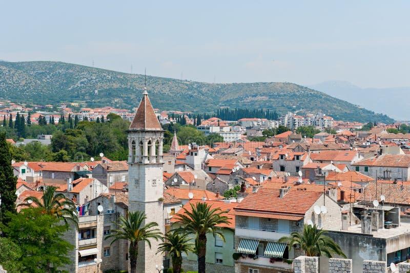 Download Unesco Heritage Trogir In Croatia Stock Image - Image: 25597451