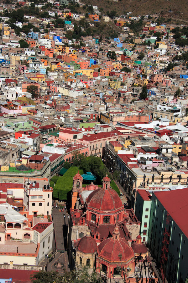 Free UNESCO Historic Town Of Guanajuato, Guanajuato, Mexico Stock Photos - 1739123