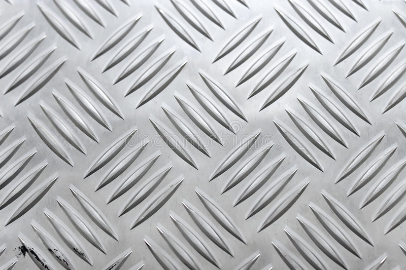 Uneven metal texture. Or background stock photo