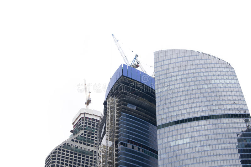 Download Unfinished Construction Site Stock Photo - Image: 24121670