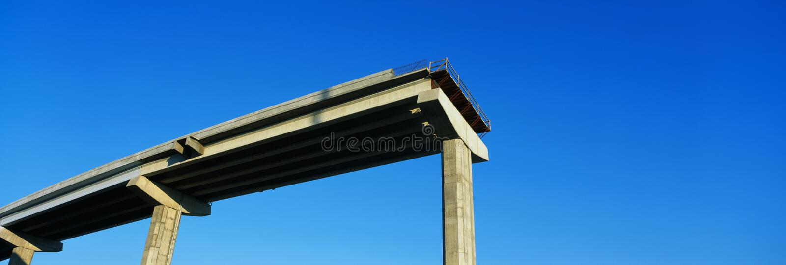 Download Unfinished freeway stock photo. Image of expressway, overpass - 23159770