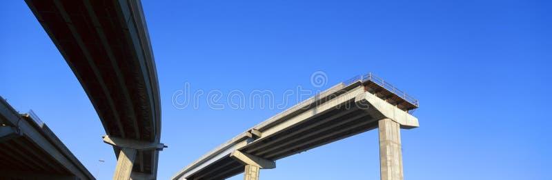 Download Unfinished freeway stock image. Image of daytime, construction - 23162647