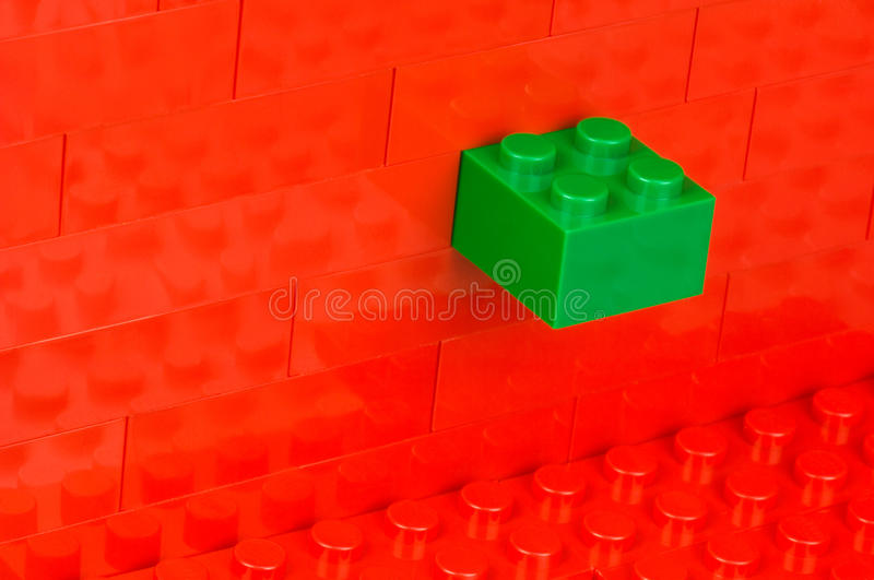 Download Unfitting building block stock image. Image of apply - 10214113