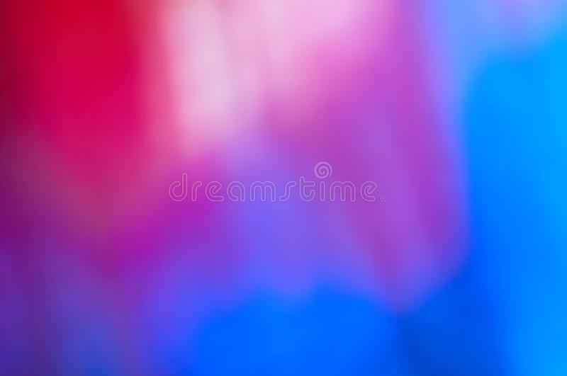Unfocused color lights background. stock photo