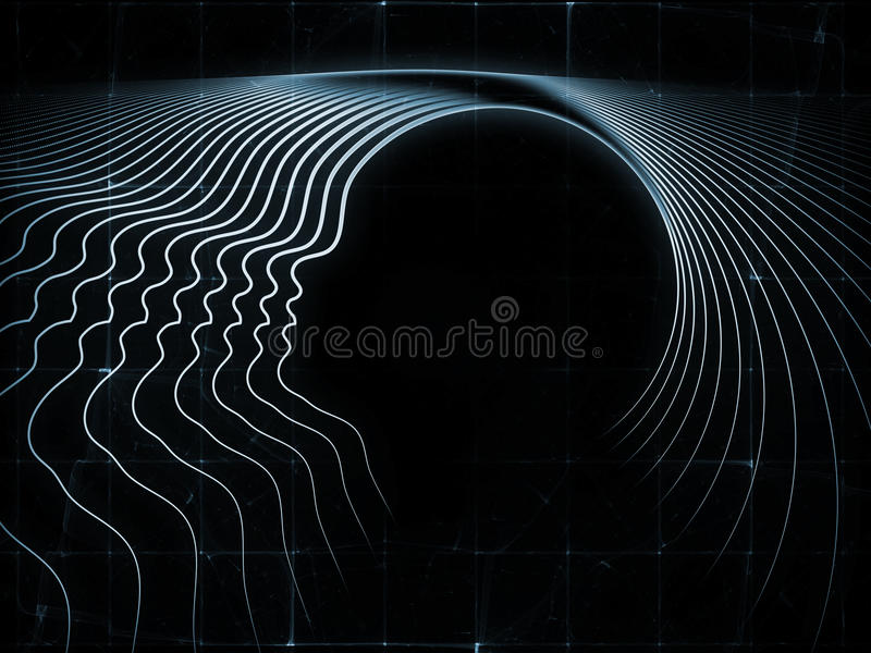 Download Unfolding Of Soul Geometry Stock Photography - Image: 35659592