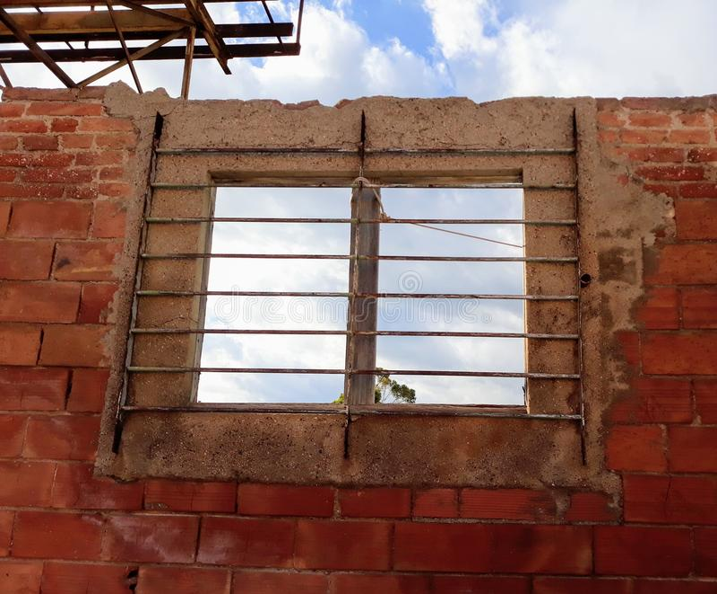 UNFORTUNATELY WINDOW stock photo