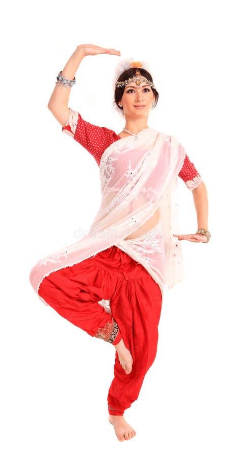 Download Ung Flicka I Den Indiska Nationella Dräkten Arkivfoto - Bild av ethnic, mänskligt: 27282376