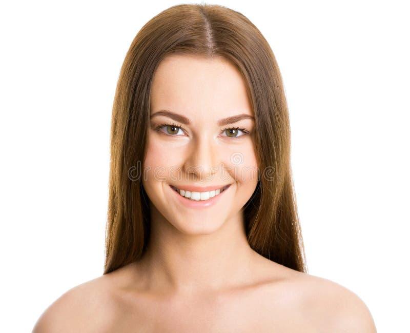 Ung kvinna royaltyfria foton