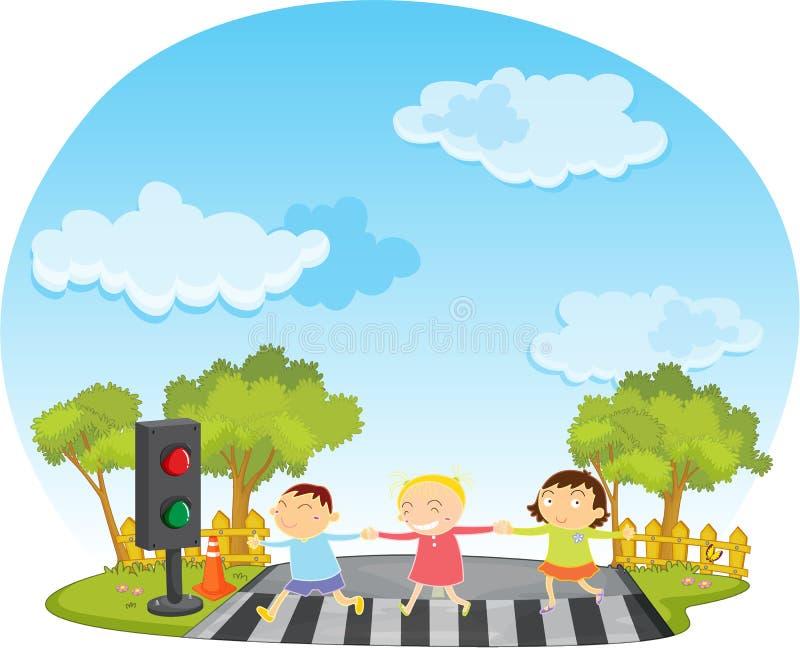ungar vektor illustrationer