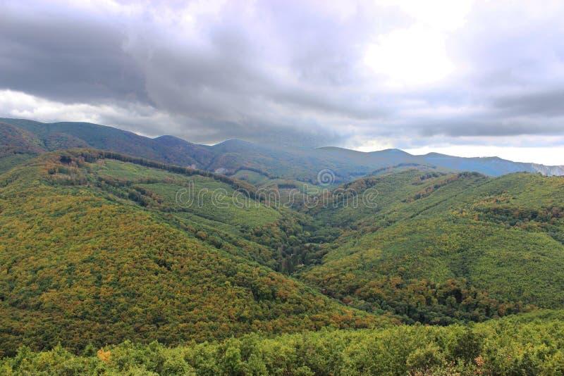 Ungarische Landschaft lizenzfreies stockbild
