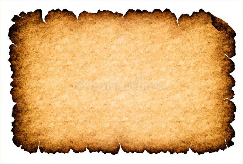 ungefärlig parchment för bakgrundspapper stock illustrationer