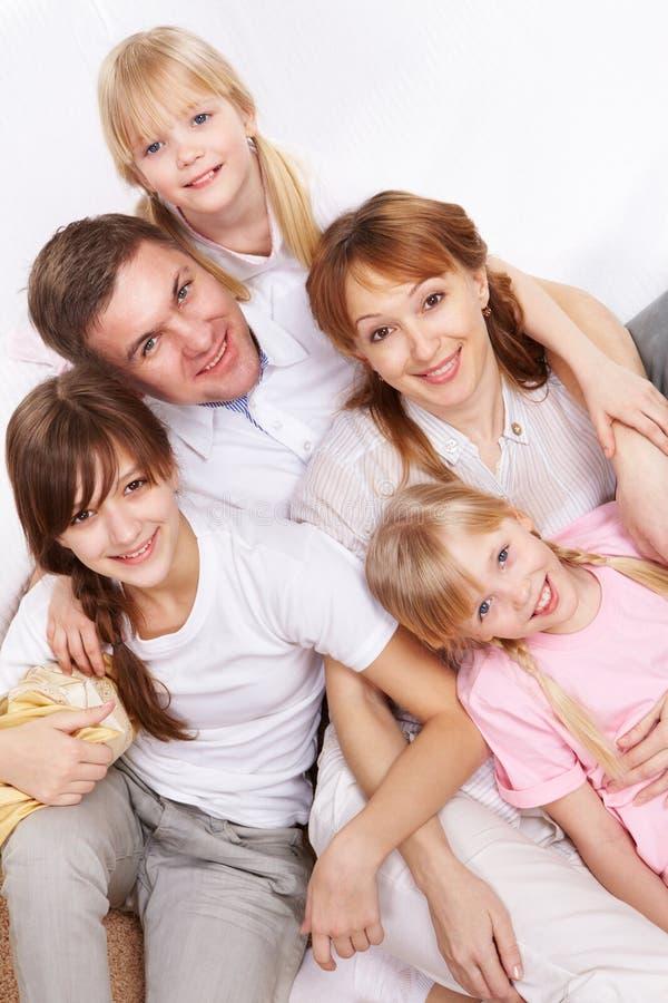ungeföräldrar royaltyfri foto
