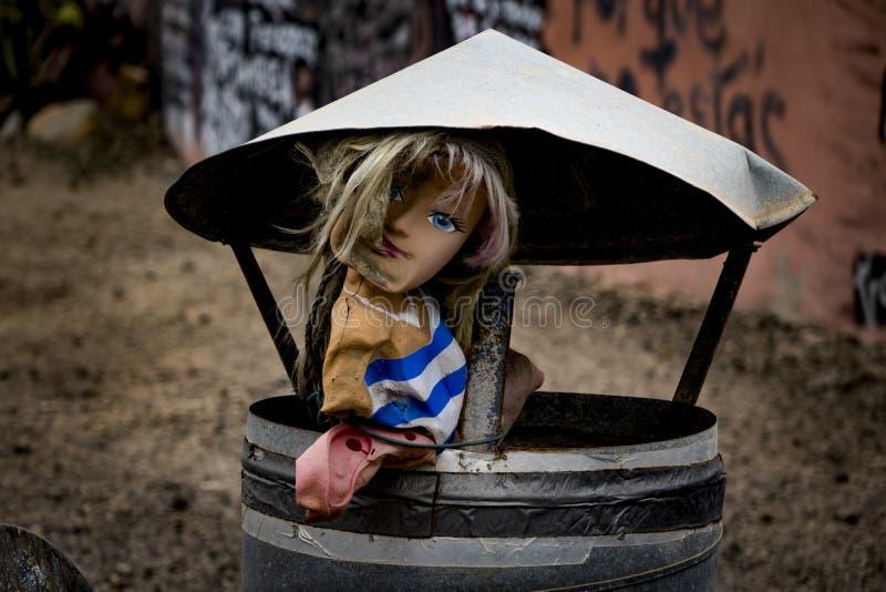 Ungew?hnliche und interessante Bilder mit Beschaffenheit und Farbe in Fuerteventura-Las Palmas in den Kanarienvogel-Inseln Spanie lizenzfreie stockbilder