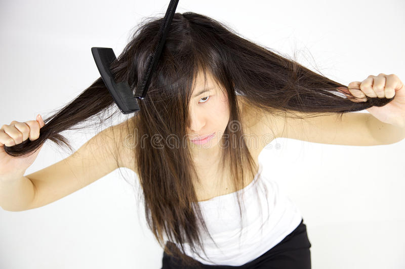 how to stop hair looking greasy