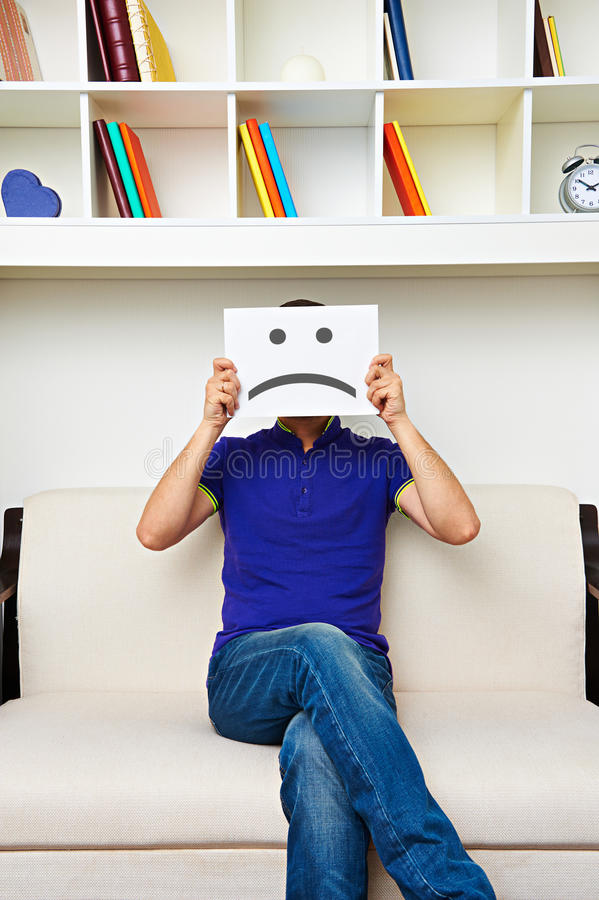 Download Unhappy Man Stock Photo - Image: 31251710
