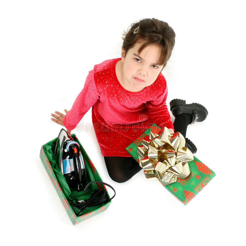 Download Unhappy Young Girl stock photo. Image of expression, american - 458252