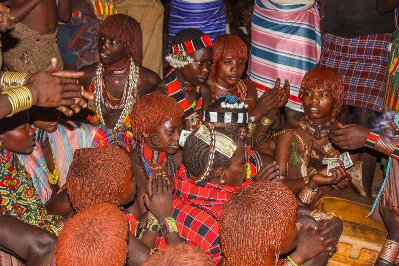 União etíope foto de stock