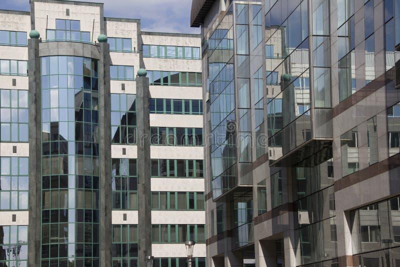 Unión europea en Bruselas imagen de archivo libre de regalías