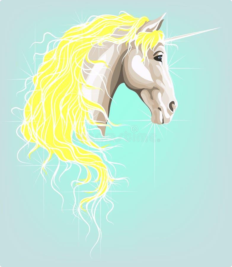 Download Unicorn stock vector. Illustration of mane, purity, spirit - 13233816
