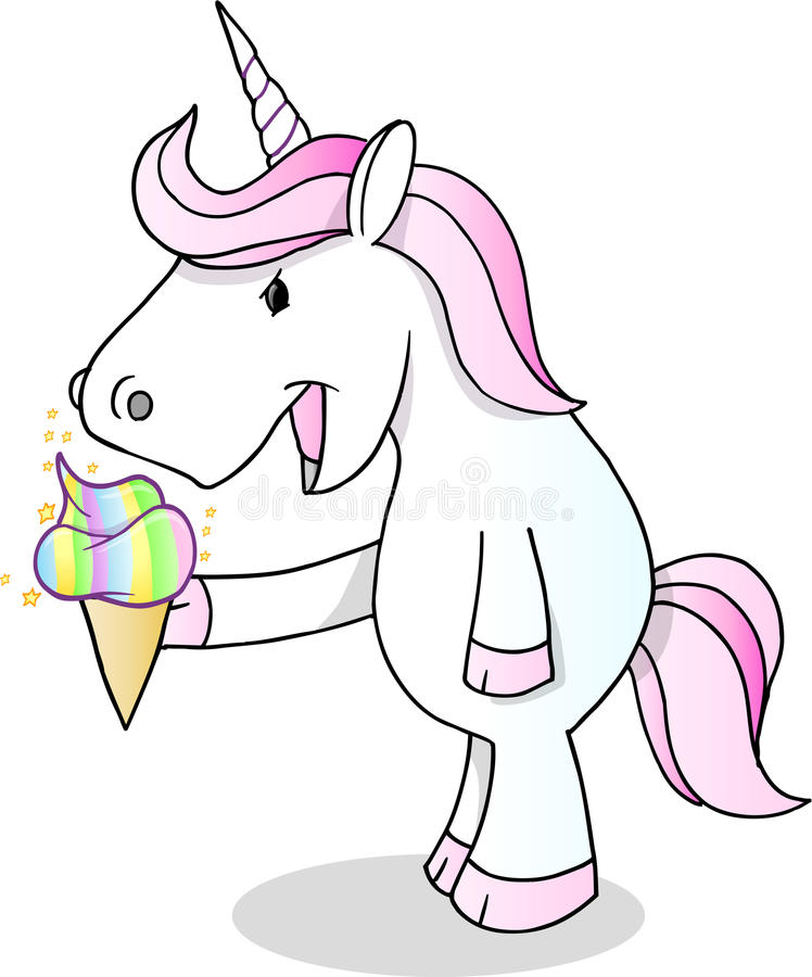 Unicornio libre illustration