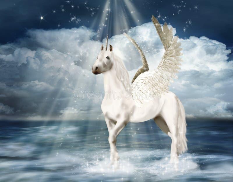 Unicorno fantastico