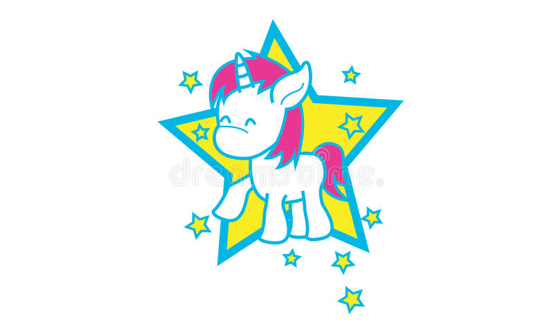 unicorns libre illustration