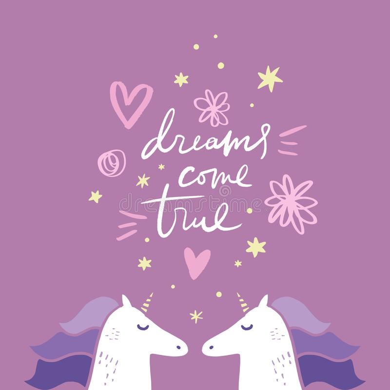 Unicorns nursery wall art, animal prints, baby room pictures, commercial and personal use clip art, vector graphics. Unicorns nursery scandi wall art, animal vector illustration