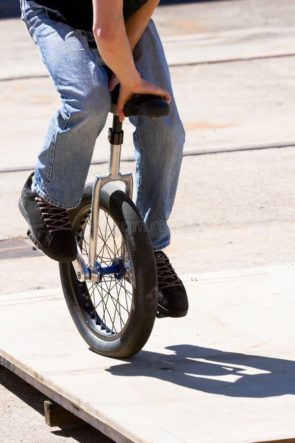 unicycle стоковое изображение